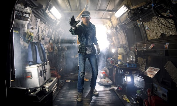 Spielberg's Ready Player One – in 2045, Virtual Reality is Everyone's Saviour